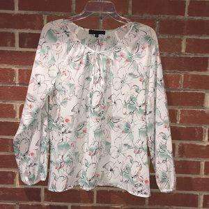 Medium Sheer Sanctuary blouse